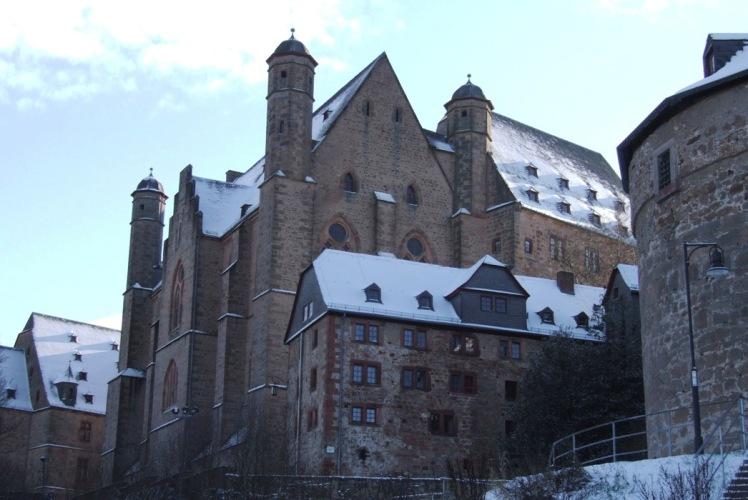 Landgrafenschloss