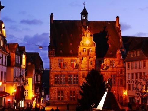 Rathaus marburg