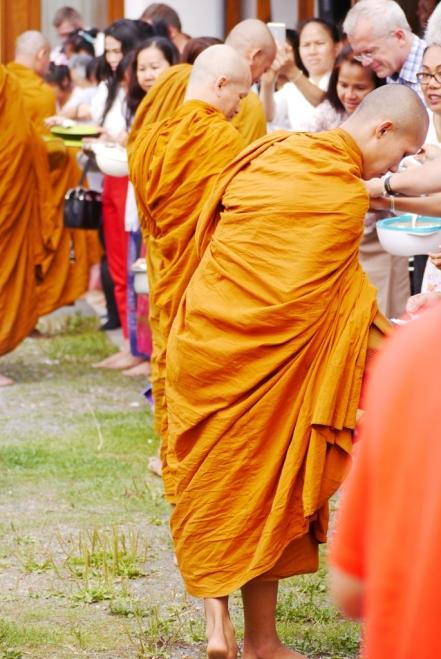 Thai Mönche